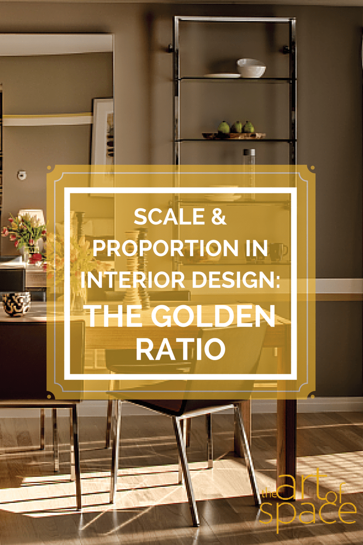 Author And Interior Designer Mary Cook Explains Why The Golden Ratio