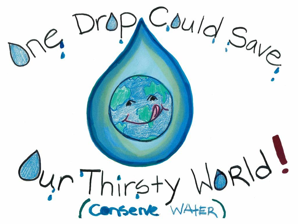 Water Conservation Poster Contest Wallpaper