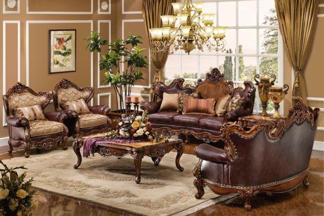 Elegant Formal Living Room Sets - Modern House