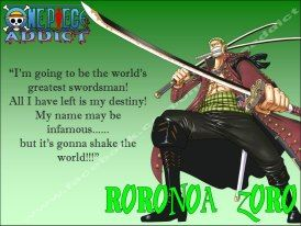 Download one piece dream quotes for desktop or mobile device. by Roronoa Zoro | One Piece Quotes | Pinterest | Roronoa ...