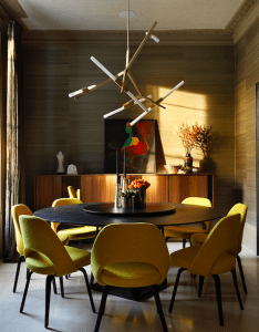 Beautiful dining room design home decor modern contemporary also rh pinterest