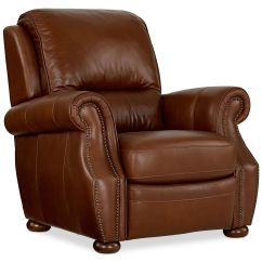 Macy Chairs Recliners Universal Chair Covers Rental Royce Leather Recliner And