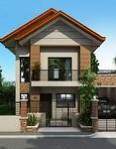 House also fachadas de casas pequenas duplex modern design and rh pinterest