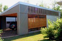 Contemporary Carport Design