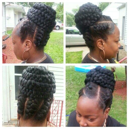 Under braid style