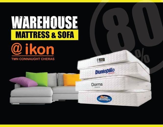 19 31 Jul 2016 Ikon Connaught Mfo Mattress Sofa Warehouse Clearance