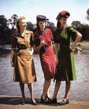 1940s fashion ideas