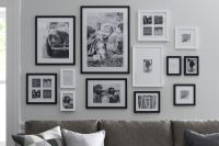 Decorate your walls with moments and people you never want ...