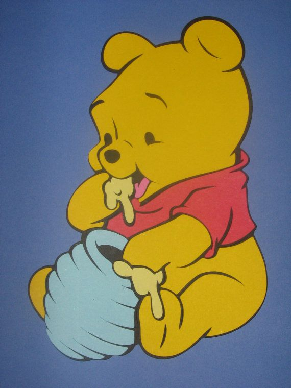 Cute Piglets Wallpaper Winnie The Pooh Baby Art For Nursery Birthday Decorations