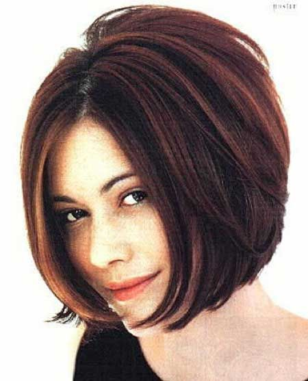 15 Best Hairstyles For Thick Hair Bobs Thick Hair And Short