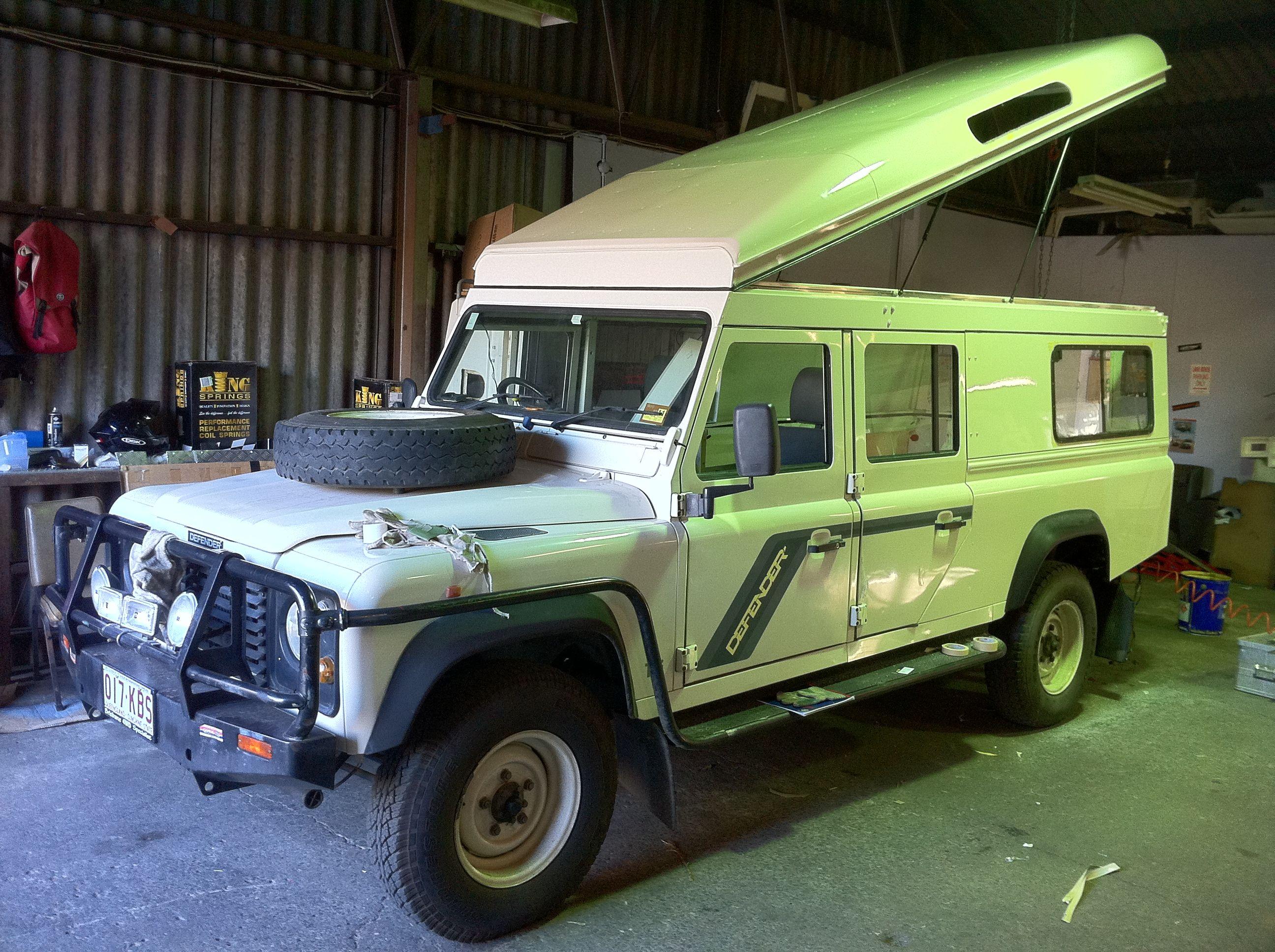 Land Rover Defender 130 Station Wagon MOTORMUX
