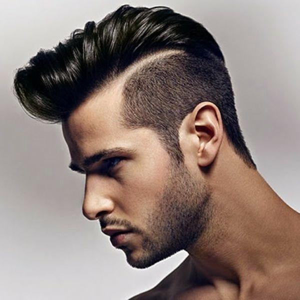 Coole Jungs Frisuren Frisueren Für Jungs Herren Pinterest