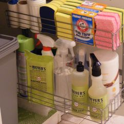 Kitchen Organization Products Cabinets Naples Fl Wire Shelving Under Sink Unit From