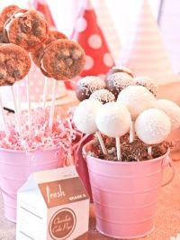 cake pop holder idea | Eliza's Birthday Party Ideas ...