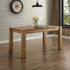 Rustic Wood Kitchen Table And Chairs Chair Covers China Landy Better Homes Gardens Bryant Dining Brown