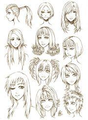 female hair style fullmetalaof