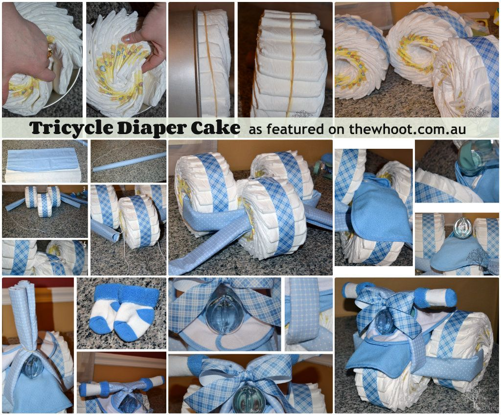 Baby Manual Instruction Diaper
