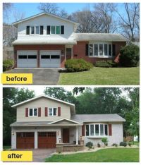 Split Level House Remodel Before And After | www.pixshark ...
