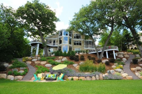 backyard lake ideas minnetonka