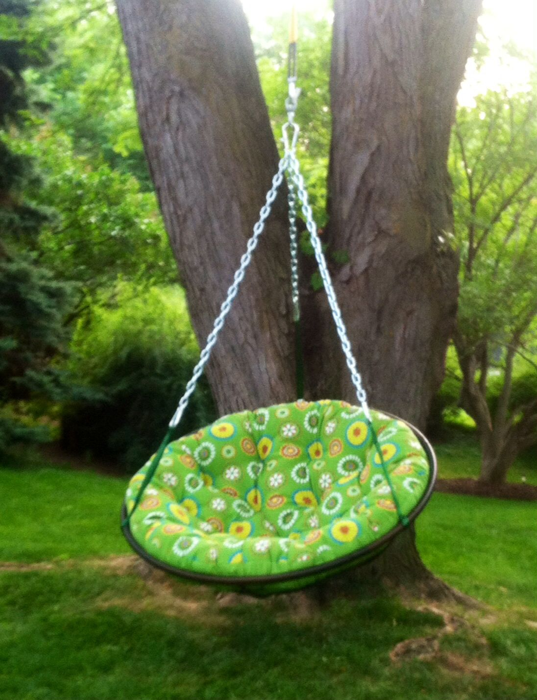 Exciting Outdoor Papasan Chair For Home Furniture Ideas
