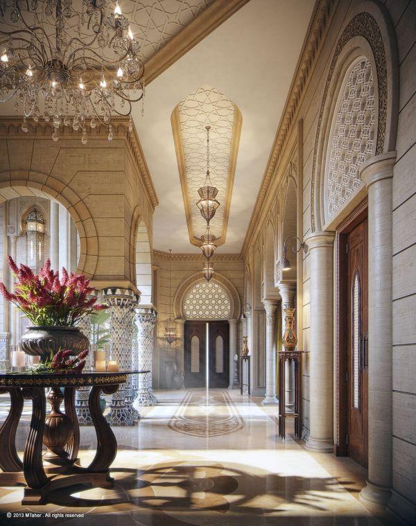 Oriental Lobby Riad