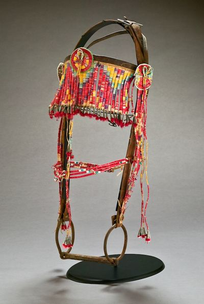 Native American War Bridle
