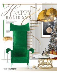 Happy holidays polyland by luckied liked on polyvore featuring interior interiors holidaysinterior decoratinginterior designdesign also rh pinterest