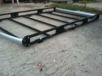 My JEEP ZJ /ZG custom roof rack