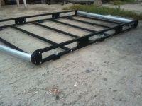 My JEEP ZJ /ZG custom roof rack