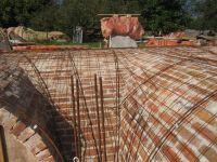 Building a cross-barrel vaulted ceiling | Root Cellar ...