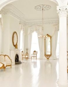 Eyefordesignldfspot antebellum interiors with southern charm ya  also rh pinterest