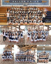 Newport Harbor High School Cheer
