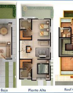 Farmhouse house plans also mod jade plano de distribuciong pixeles planos rh pinterest