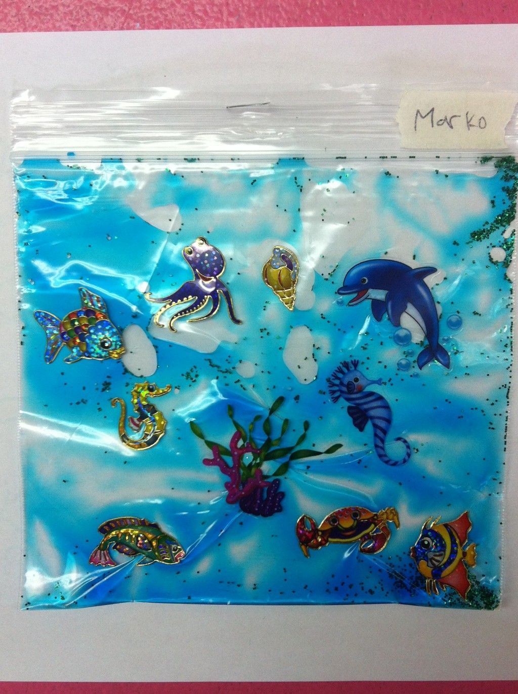 Ocean Life And Manners Art Activities For Families And Preschool