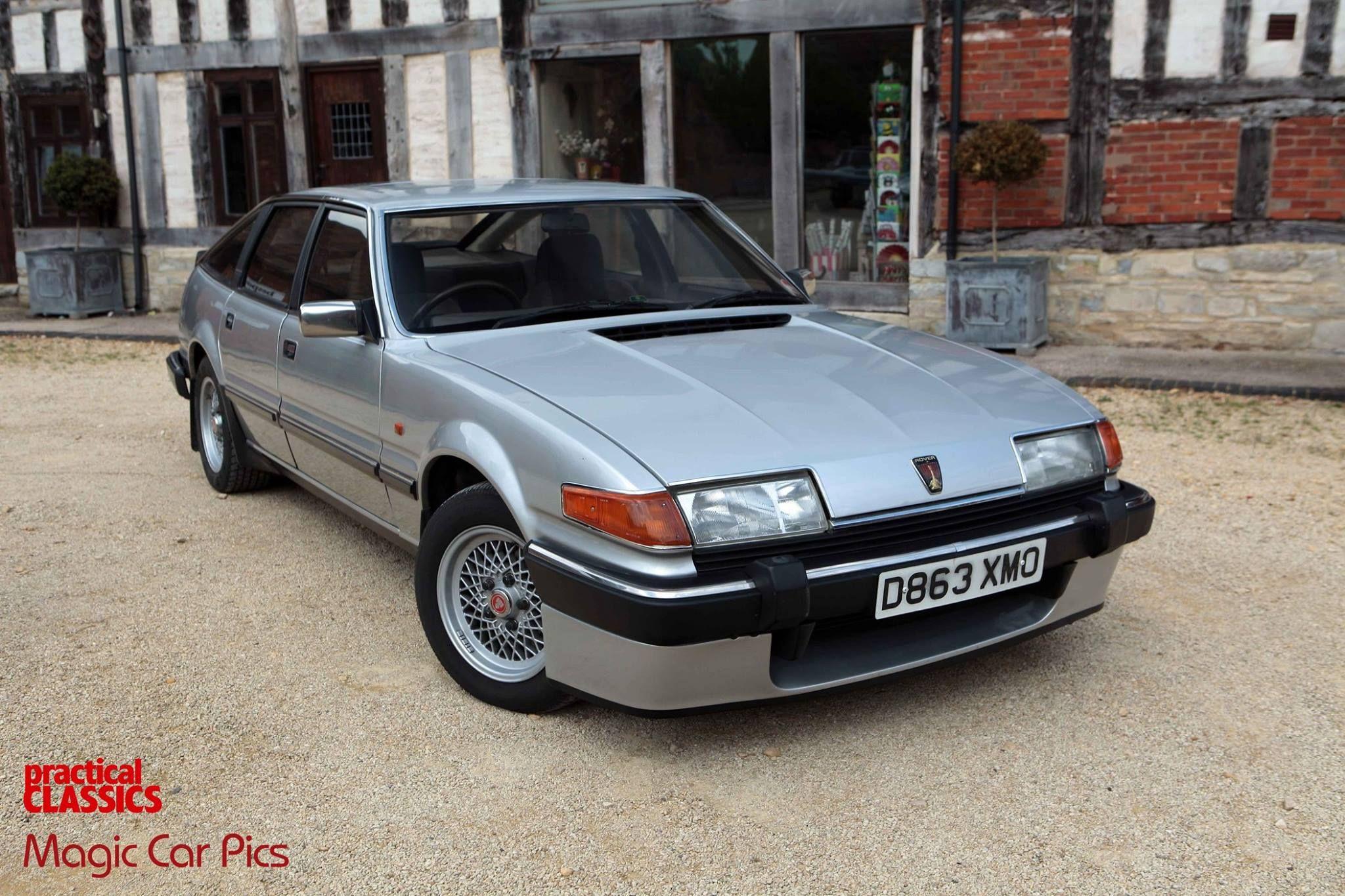 Rover 3500 Vitesse Rover Pinterest