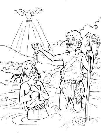 Baptism_ of_ Jesus_coloring_page_26.jpg 346×456 pixels