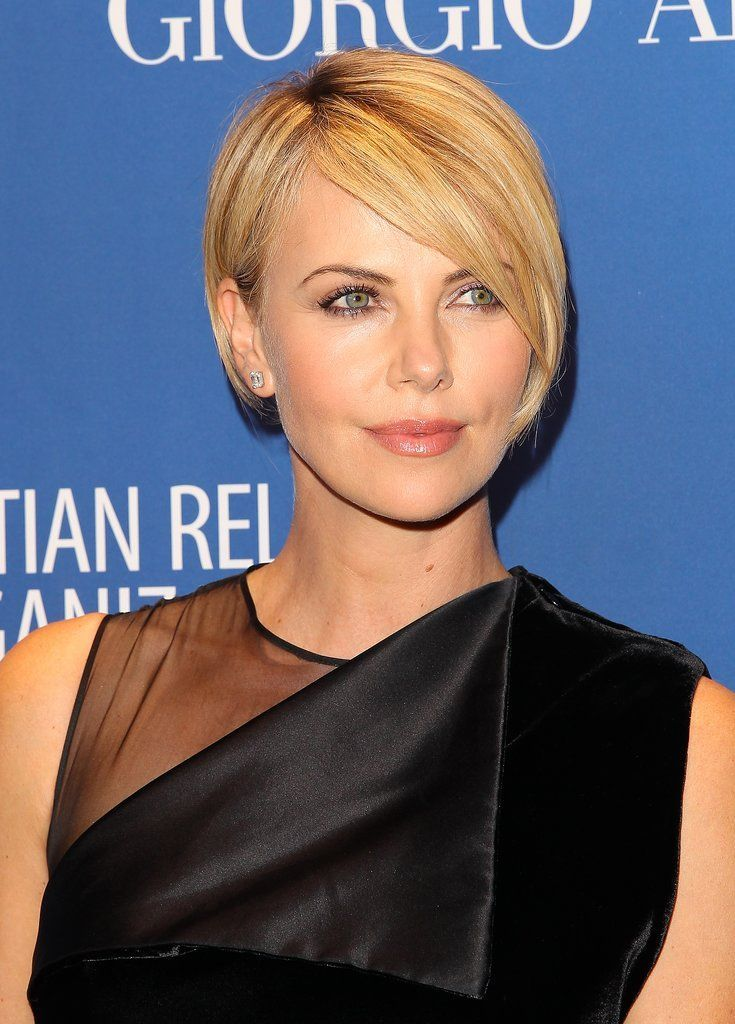 Charlize Theron Hairstyles Charlize Theron Hair Women