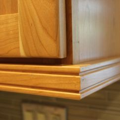 Kitchen Cabinet Trim Installation Table With Storage Under Molding Cabinets Great