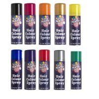 Wash Out Temporary Coloured Hair Spray - High Quality ...