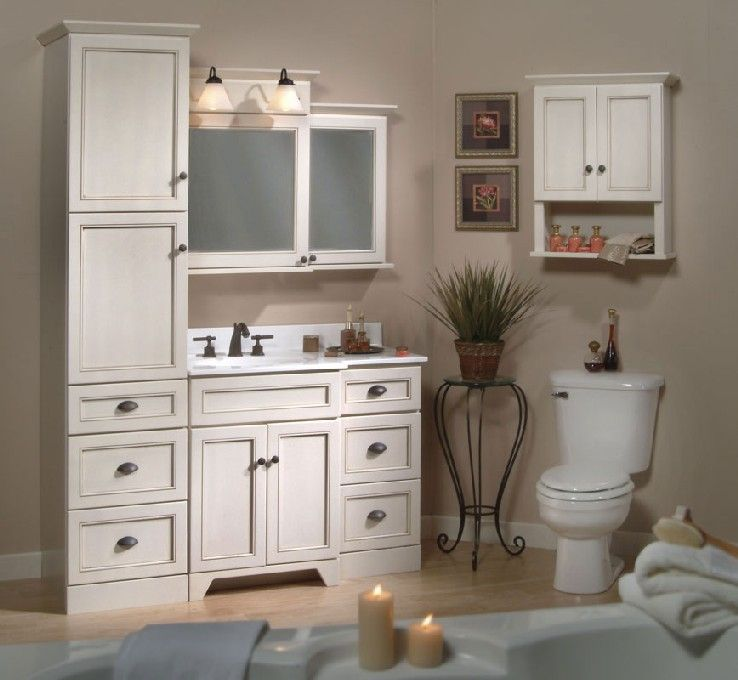 bathroom vanity with tower  My Web Value