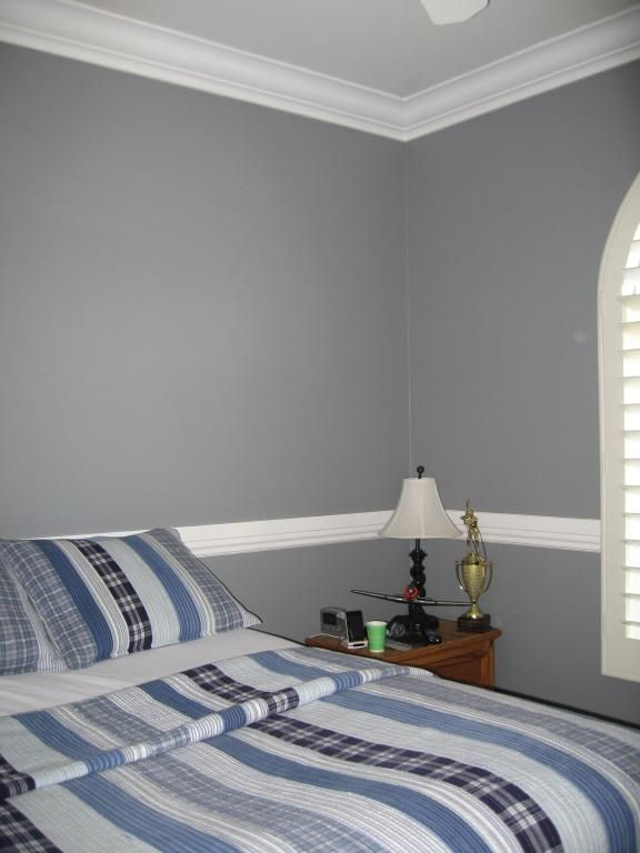Bedroom Dunn Edwards Gray Wolf Similar To Bm Sweatshirt
