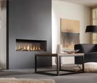 Platonic Fireplaces - Contemporary modern fireplaces. | H ...