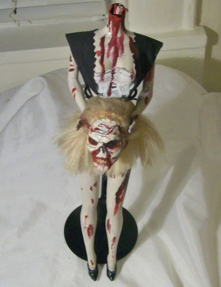 Zombie Wedding Centerpieces