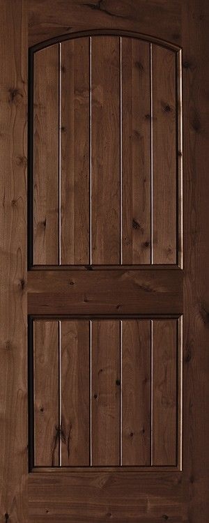 Arch Rustic Planks