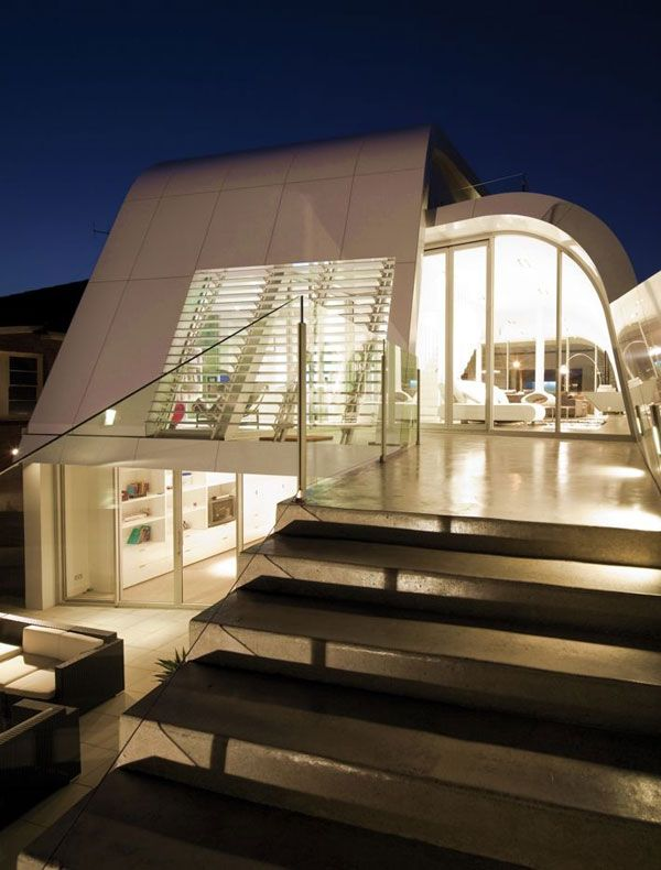 Future Home Designs – Australia Architecture With Flow Future