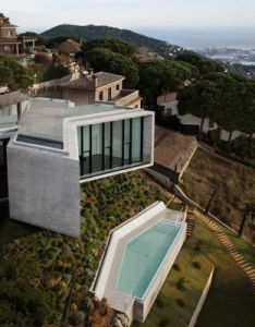 house cadaval  sola morales arch  also the best images about desnivel on pinterest cars architecture rh za