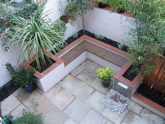 Gardens Ideas Modern Small Courtyard Gardens640 X 480 89 Kb Jpeg X