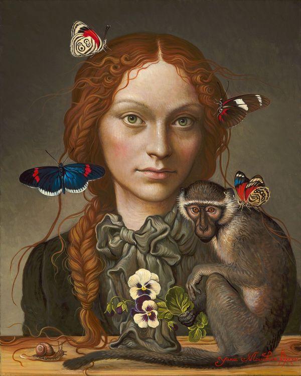Magical Realism Art Paintings