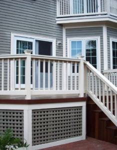 most stunning deck skirting ideas to try at home decking and house also rh za pinterest