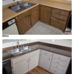 Resurface Kitchen Countertops Pantry Cabinet Plans Resurfaced Cabinets And Resurfacing